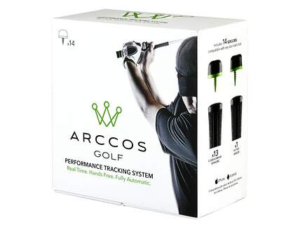 Arccos Generation 1 14 Piece Performance Tracking System