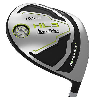 Tour Edge Hot Launch 3 Offset Driver