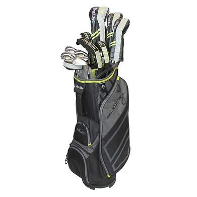 Tour Edge Hot Launch HL3 To-Go Mens Complete Golf Club Set