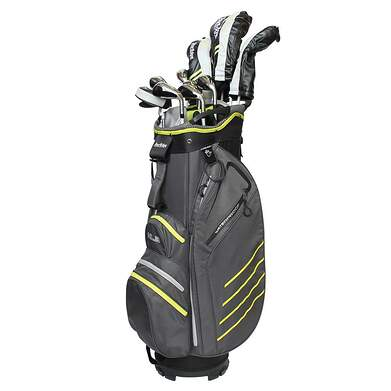 Tour Edge Hot Launch HL3 To-Go Womens Complete Golf Club Set