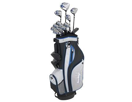 Tour Edge HP 25 Senior Complete Golf Club Set