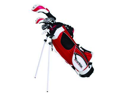 Tour Edge HT Max-J Red 5-8 Year old Complete Junior Set