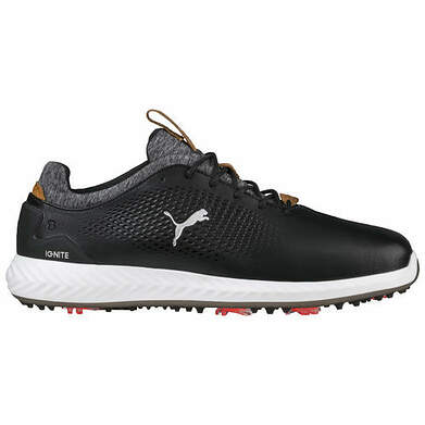Puma IGNITE PWRADAPT Leather Mens Golf Shoe