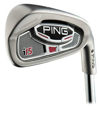 Ping i15 Single Iron 5 Iron Nippon NS Pro 950GH Steel Regular Right Handed Yellow Dot 37.5in