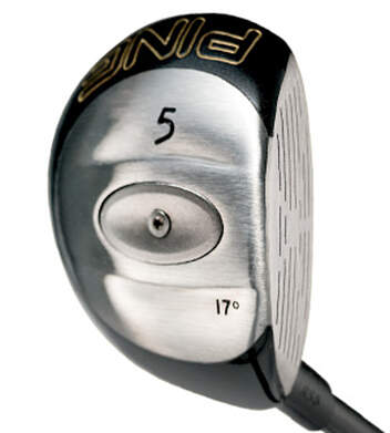 Ping i3 Fairway Wood 7 Wood 7W 20° Ping Aldila 350 Series Graphite Ladies Right Handed 41.75in
