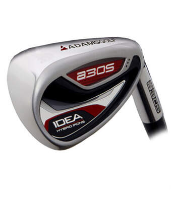 Adams Idea A3 OS Single Iron