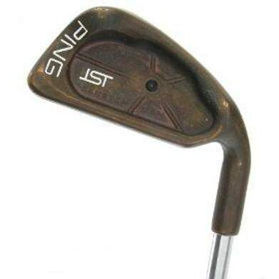 Ping ISI Beryllium Copper Wedge Sand SW Ping DGS Steel Wedge Flex Right Handed 36.75in