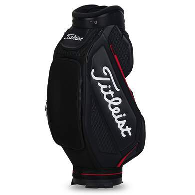 Titleist Jet Black Midsize Cart Bag