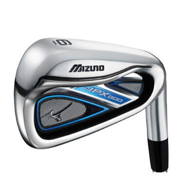 Mizuno JPX 800 Single Iron