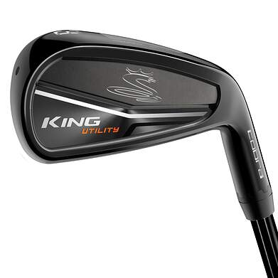Cobra KING Black Utility Hybrid