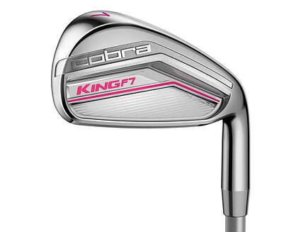 Cobra King F7 Ladies Iron Set