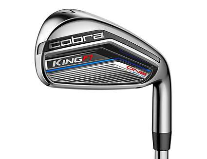 Cobra King F7 One Length Iron Set