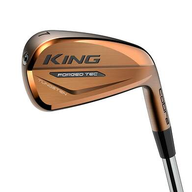 Cobra KING Forged Tec Copper Single Iron