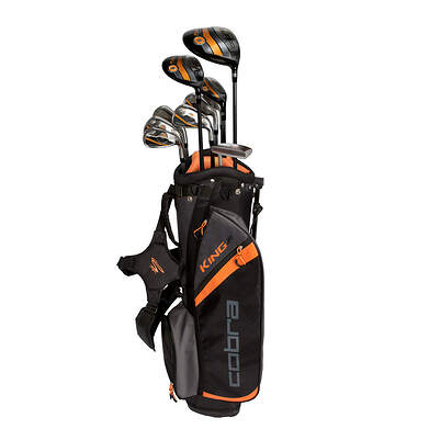 Cobra KING JR Complete Golf Club Set
