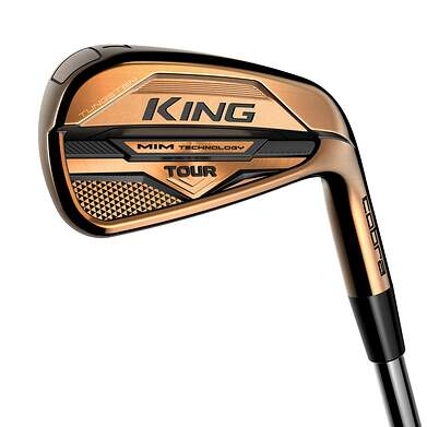 Cobra KING MIM Tour Copper Iron Set