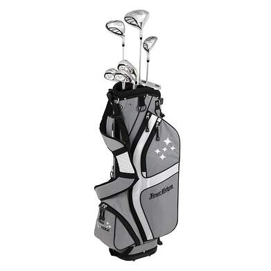 Tour Edge Lady Edge 18 Starter Complete Golf Club Set