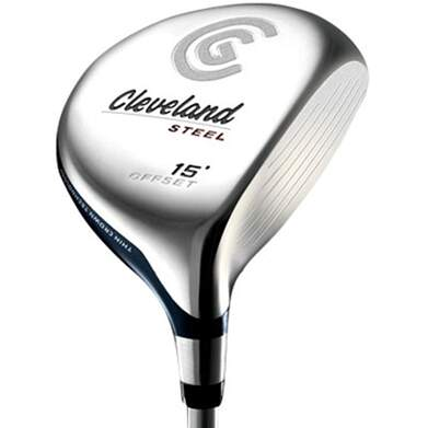 Cleveland Launcher Steel Offset Fairway Wood