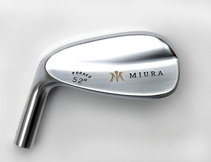 Miura Left Hand Forged Wedge