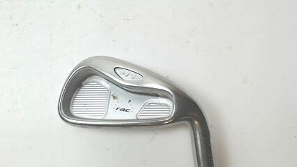 TaylorMade Rac OS 2005 Single Iron 4 Iron TM Lite Metal Steel Regular Right Handed