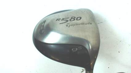TaylorMade R580 Driver 9.5* TM M.A.S.2 Graphite Regular Right Handed 45.25 in