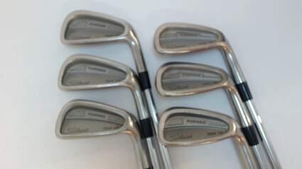 Titleist 704.CB Iron Set 5-PW True Temper Dynamic Gold S300 Steel Stiff Right Handed 38 in