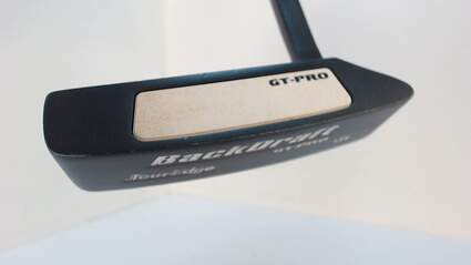 Tour Edge BackDraft GT Pro 01 Putter Steel Right Handed 33.25 in