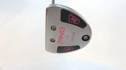 Ping Nome Putter Straight Arc Steel Right Handed 34 in