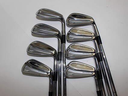 Mizuno MP 58 Iron Set 3-PW True Temper Dynamic Gold X100 Steel X-Stiff Right Handed 37.75 in