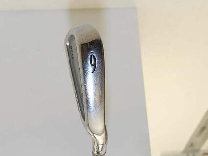 Mizuno MP 60 Single Iron 6 Iron Stock Graphite Shaft Graphite Regular Right Handed 37.5 in