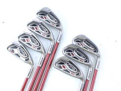 Ping G15 Iron Set 4-PW Ping TFC 149I Graphite Regular Right Handed 37.5 in