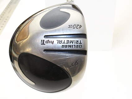ORLIMAR Hip-Ti 420 Driver 9.5* Stock Graphite Shaft Graphite Regular Left Handed 45 in