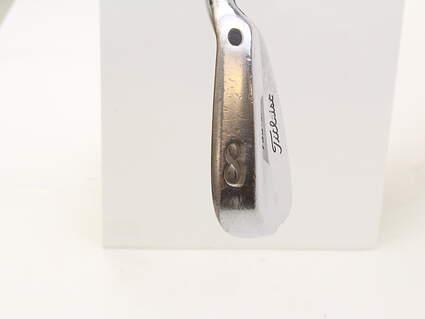 Titleist 735.CM Chrome Iron Set 3-PW Stock Steel Shaft Steel Regular Right Handed 38.5 in