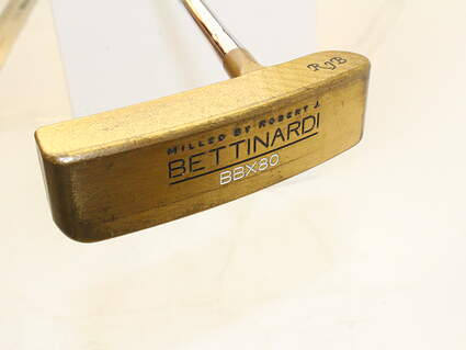 Bettinardi BBX-80 Putter Stock Steel Shaft Steel Right Handed 34.5 in