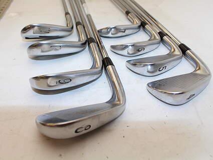 Titleist 714 AP2 Iron Set 4-PW GW True Temper XP 95 R300 Steel Regular Right Handed 38 in