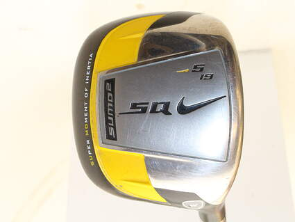 Nike Sasquatch Sumo 2 Fairway Wood 5 Wood 5W 19* Nike Sasquatch Diamana Graphite Ladies Right Handed 40.75 in
