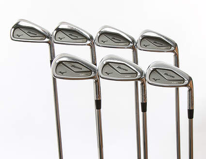 Mizuno MP 53 Iron Set 4-PW True Temper Dynamic Gold S300 Steel Stiff Right Handed 38.5 in