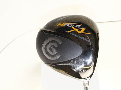 Cleveland Hibore XL Driver 9.5* Cleveland Fujikura Fit-On Gold Graphite Regular Right Handed 45.25 in