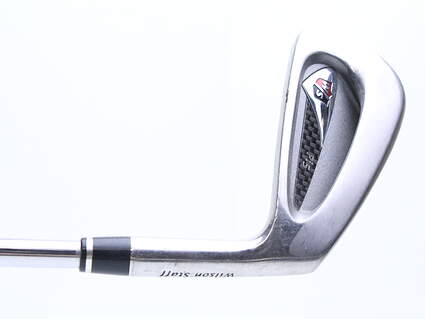 Wilson Staff Staff Pi5 Single Iron 4 Iron True Temper Dynamic Gold S300 Steel Stiff Right Handed 38.5 in