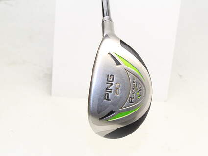 Ping Rapture V2 Hybrid 3 Hybrid 20* Ping TFC 939H Graphite Stiff Right Handed 39 in