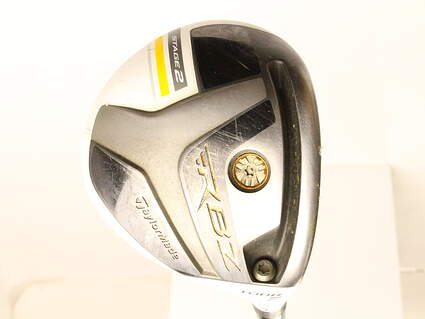 TaylorMade RocketBallz Stage 2 Tour Fairway Wood 3 Wood 3W 14.5* TM Matrix RocketFuel 70 Graphite Stiff Right Handed 43.75 in