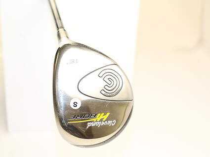 Cleveland Hibore Fairway Wood 3 Wood 3W 15* Stock Graphite Shaft Graphite Stiff Right Handed 43.5 in