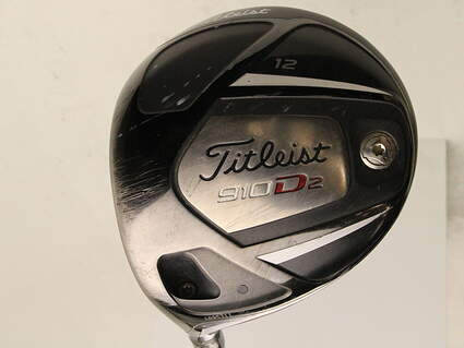 Titleist 910 D2 Driver 12* Titleist Diamana Kai'li 65 Graphite Regular Left Handed 43.5 in
