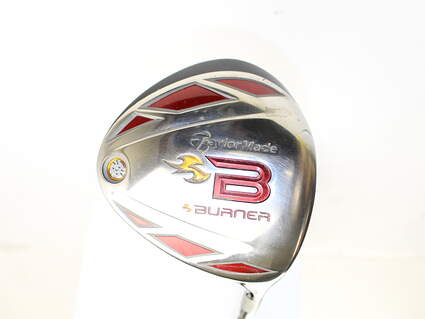 TaylorMade 2009 Burner Driver 10.5* TM Reax Superfast 49 Graphite Regular Right Handed 45.75 in