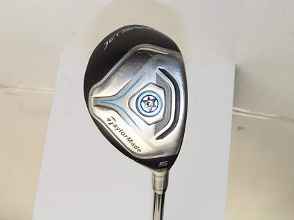 TaylorMade Jetspeed Hybrid 5 Hybrid 25* TM VeloxT 45 Graphite Ladies Right Handed 38.75 in