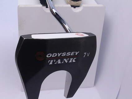 Odyssey Tank Versa #7 Black Putter Stock Steel Shaft Steel Right Handed 38 in