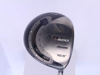 Mizuno MP-600 Driver 10.5* Stock Graphite Shaft Graphite Regular Right Handed 45 in