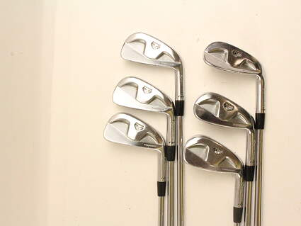 TaylorMade Rac MB Iron Set 5-PW Project X 6.0 Steel Stiff Right Handed 38 in