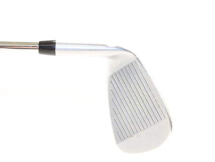 Ping Anser Forged 2013 Single Iron 8 Iron Project X 6.0 Steel Stiff Right Handed Red dot 36.5 in