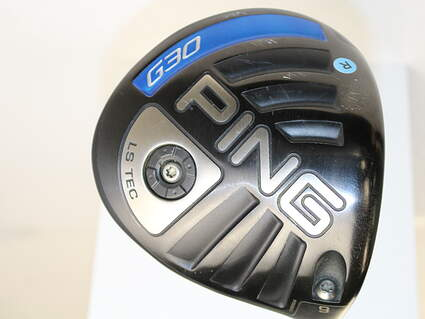 Ping G30 LS Tec Driver 9* Ping TFC 419D Graphite Regular Right Handed 45.25 in