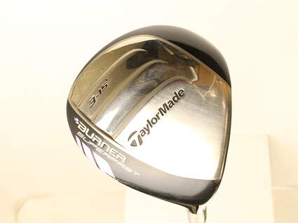 TaylorMade Burner Superfast Fairway Wood 3 Wood 3W 15* TM Matrix Ozik Xcon 4.8 Graphite Ladies Right Handed 42.25 in